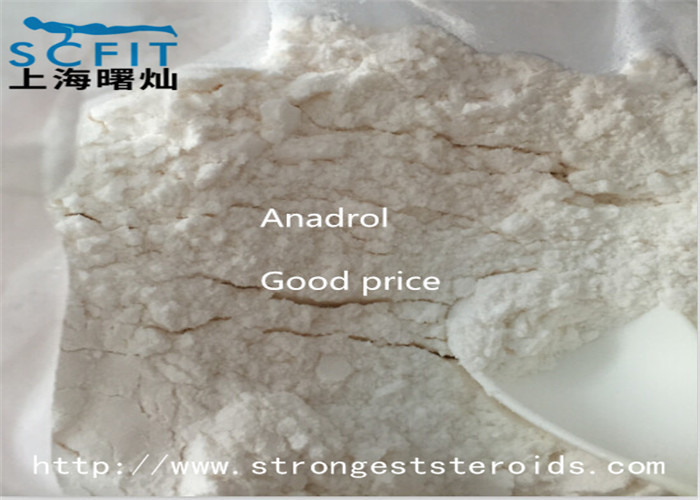 Oxymetholone 434-07-1 Anadrol Light Yellow Orals Steroid Anapolon For Fast Muscle Mass Gains