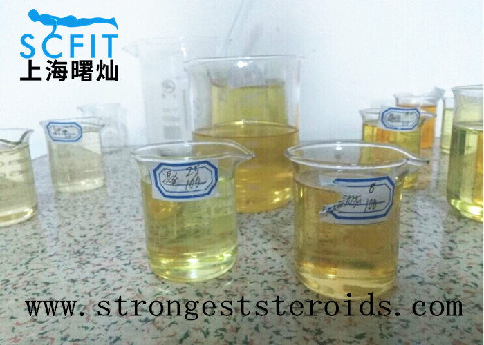 Professional Injectable Ready Made Liquid Dianabol 50mg/ml Density For Increasing Lean Muscle