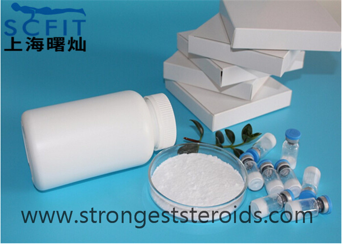 GHRP-6 CAS 87616-84-0 Prohormone SARMS GHRP-6 Acetate For Anti-aging 10mg/vial