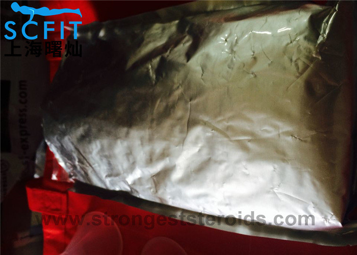 Muscle Building Steroid Powder Testosterone Acetate / Test Acetate 1045-69-8